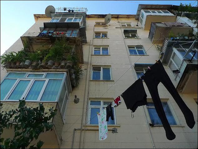 Закавказье за 58 дней: отличный способ преодолеть себя и обрести 100 друзей (Азербайджан)