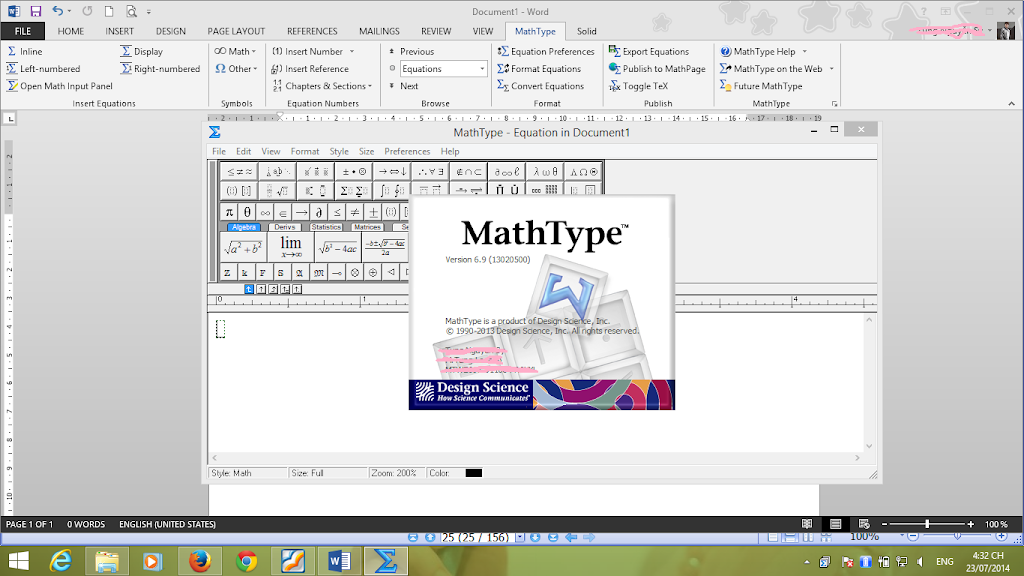 Download mathtype cho word 2010 full crack