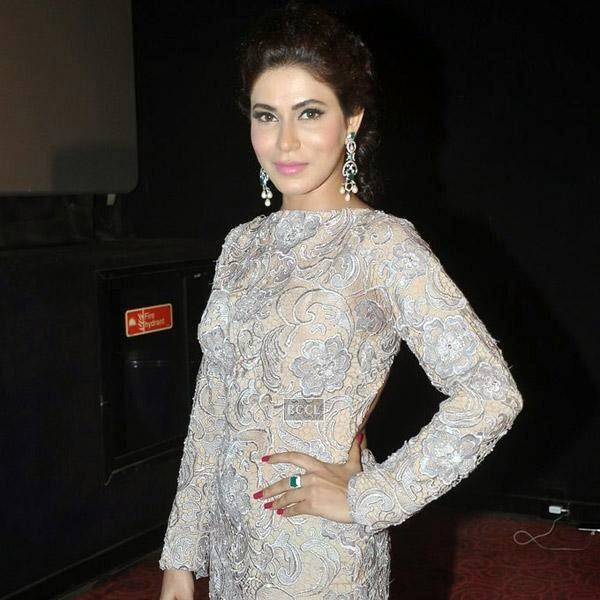 Manasha Bahl during the trailer launch of Bollywood movie Spark, held at PVR in Mumbai, on July 21, 2014.(Pic: Viral Bhayani)