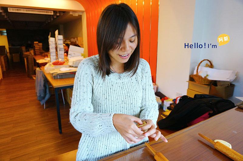 陳允寶泉食品,太陽餅製作-9