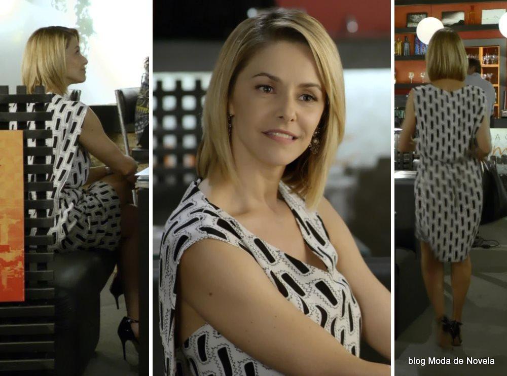 moda da novela Em Família - look da Silvia dia 3 de julho