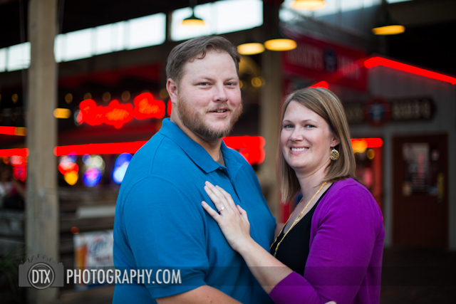 Stockyard Engagement Photography Fort Worth, TX