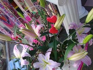 zoom flowers