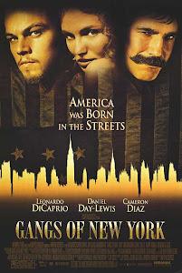 Những Băng Đảng New York - Gangs Of New York poster