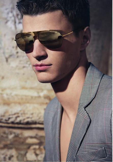 Armani Sunglasses Mens  emporio armani eyewear campaign spring summer 2016