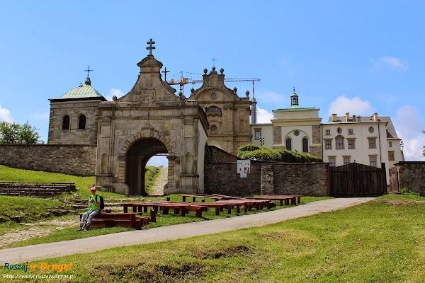 Klasztor Święty Krzyż