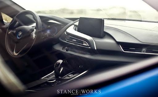 BMW i8 Protonic Blue: Đẹp ngỡ ngàng 14
