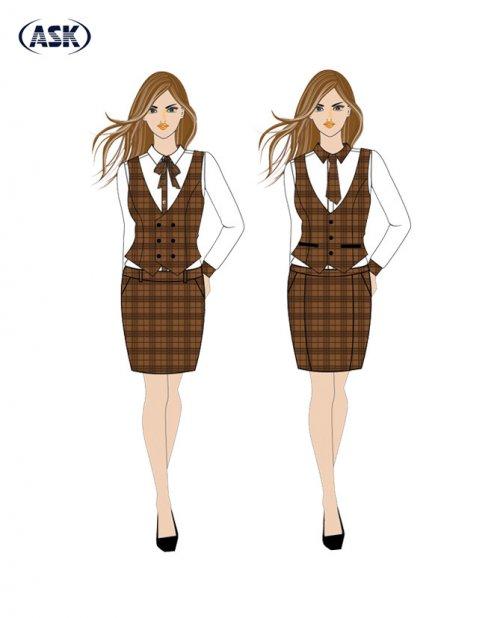 Trang phục Quản lý - Tiếp tân #8