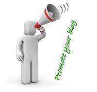 Blog promotion and backlinks