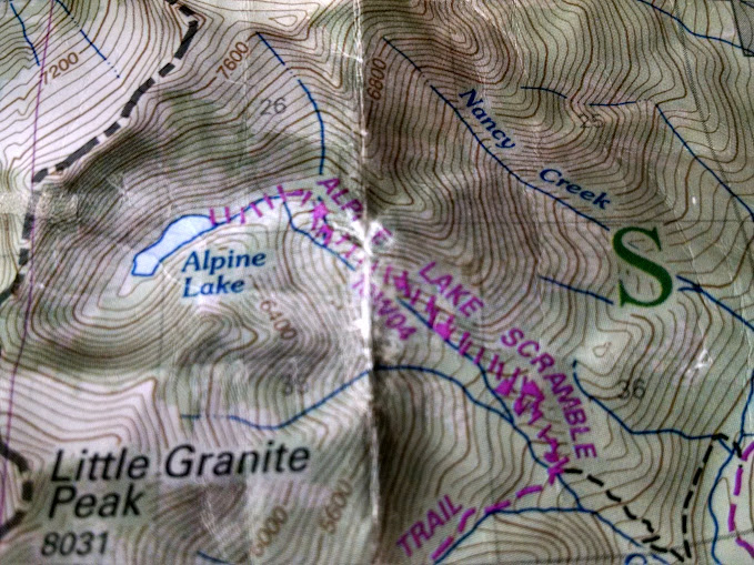 Trinity Alps – Alpine, Smith and Morris Lakes (07/15) – Jan\'s Jaunts ...