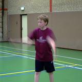 Eerste training Woensdag na zomervakantie 2008