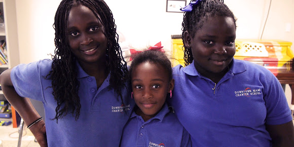 Touching Miami with Love: Empowering Children & Families (VIDEO)