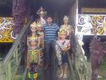 dayak/music/from/kanythn/for/life/traditonal/culture/java/indonesia