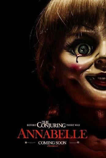 Ma búp bê Annabelle