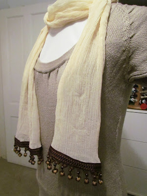 Blouse Recycle, Deconstructed clothing, Easy sewing project, DIY Silk Scarf, Easy Silk Scarf, how to sew a silk scarf, how to deconstruct a blouse