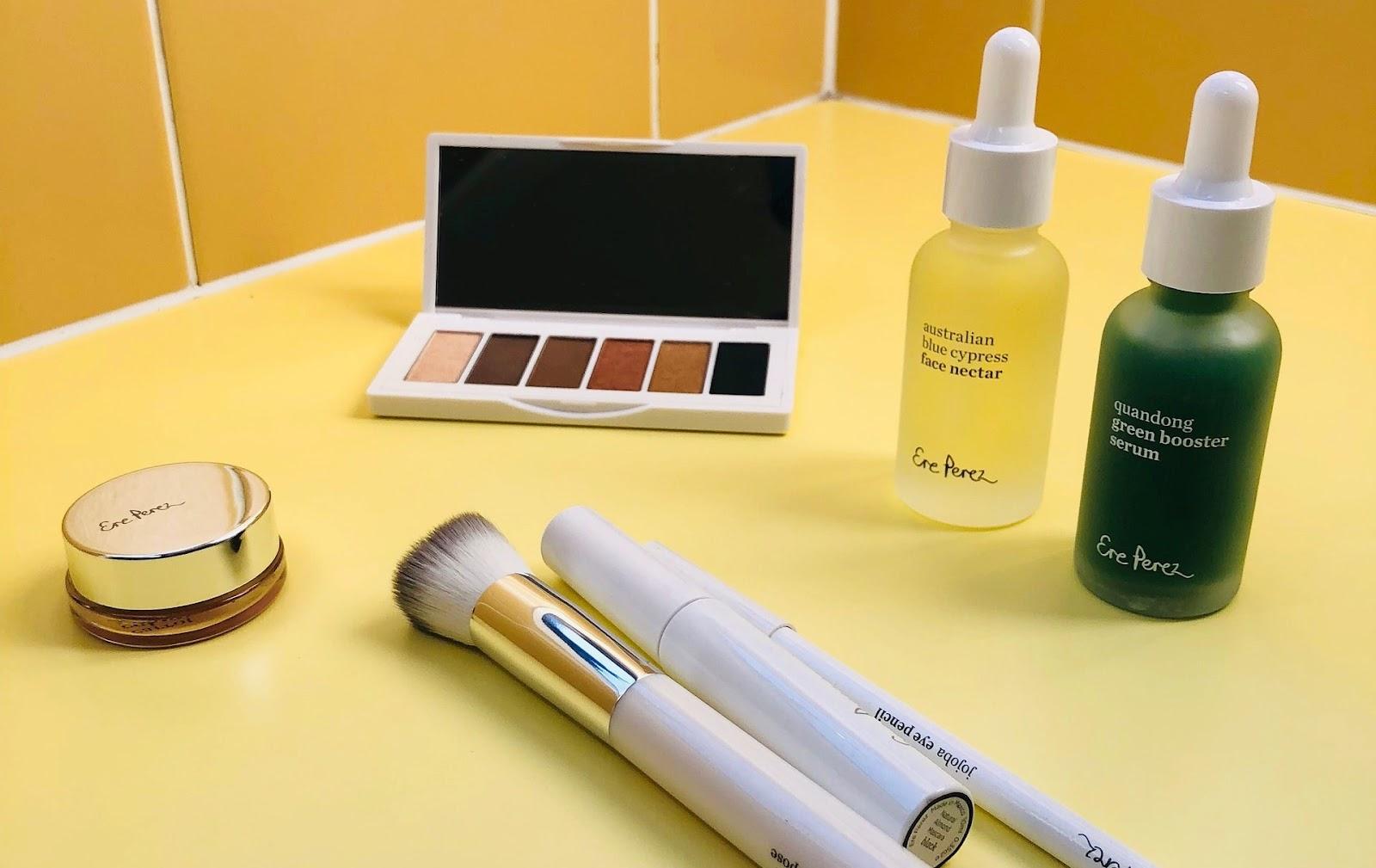 O mercado de cosméticos veganos deve movimentar quase $21 bilhões de dólares até 2025! (Foto: Unsplash)