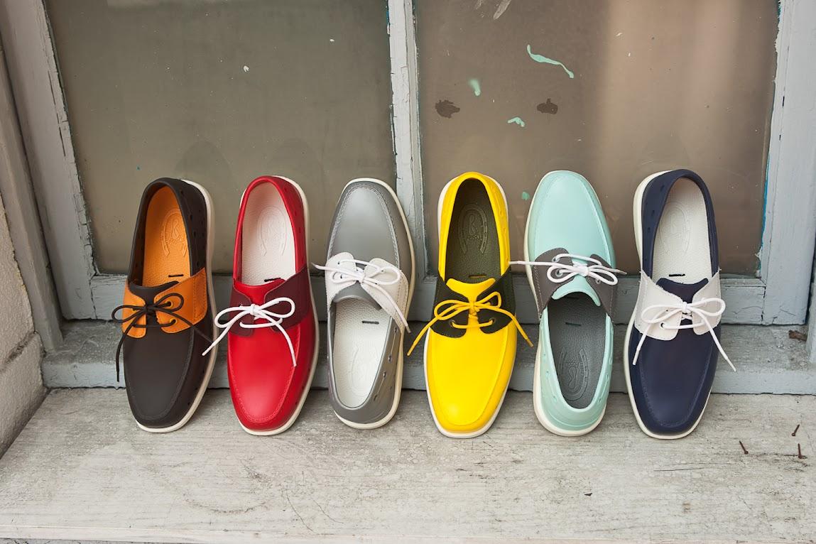 *來自美國加州PONIC 輕量膠鞋:首度引進3NITY獨家販售! 1