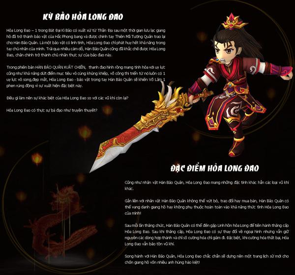 Hiệp Khách Online ra mắt nhân vật mới Hàn Bảo Quân 4