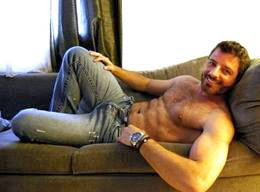 Hot Handsome Hairy Daddy Hunks