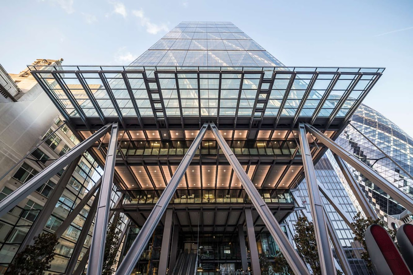 Londra, Regno Unito: The Leadenhall Building by Rogers Stirk Harbour + Partners