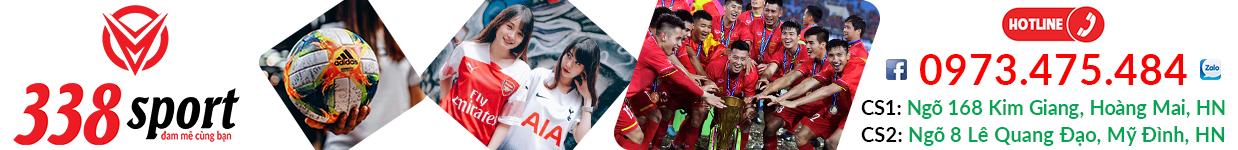 338sport - Chuyên in quần áo đá bóng đẹp, giá rẻ - Giao Hàng Toàn Quốc