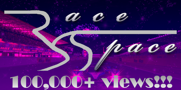 100000 Views John's Race Space