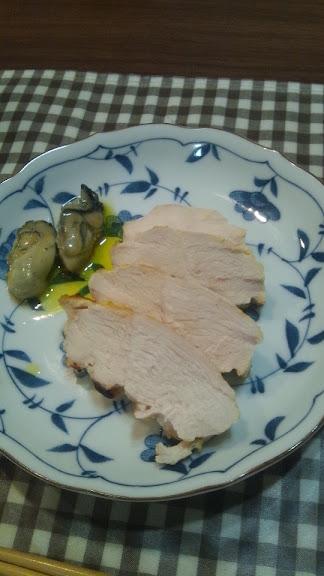 鶏胸肉タンドリーチキン
