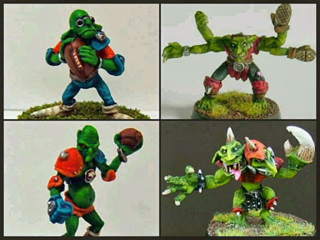 Goblins Blood Bowl Impact