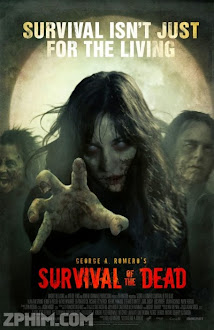 Đảo Thây Ma - Survival of the Dead (2009) Poster