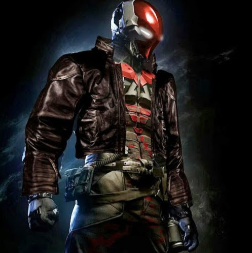Displaying 19 gt  Images For - Red Hood Arkham City   Robin Arkham City Hood