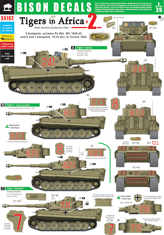 Tigre I Early Tamiya 35162_1