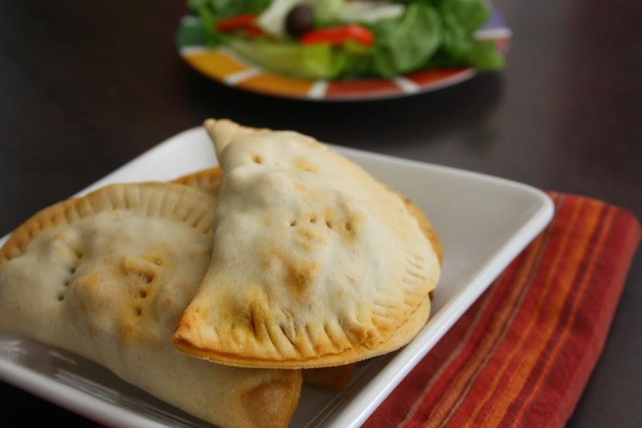 Chicken and Potato Empanadas #WeekdaySupper #ChooseDreams