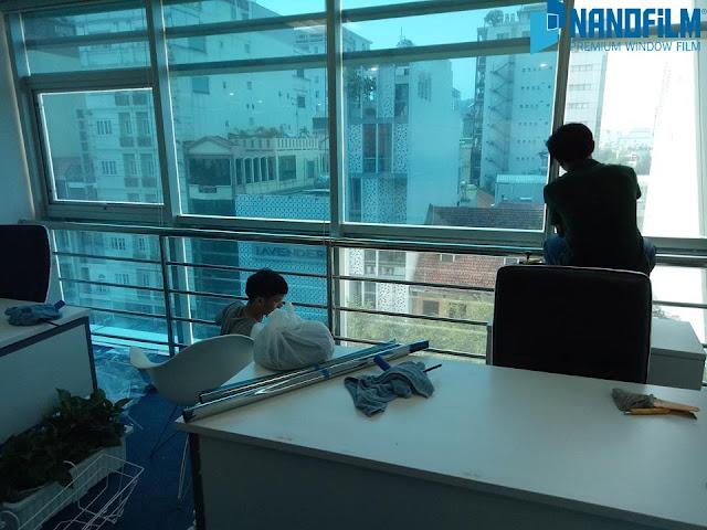 Mua (mua) phim cách nhiệt chống nắng cửa sổ kính tại Đà Nẵng
