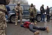 В Одессе задержаны трое боевиков, подозреваемых в терактах