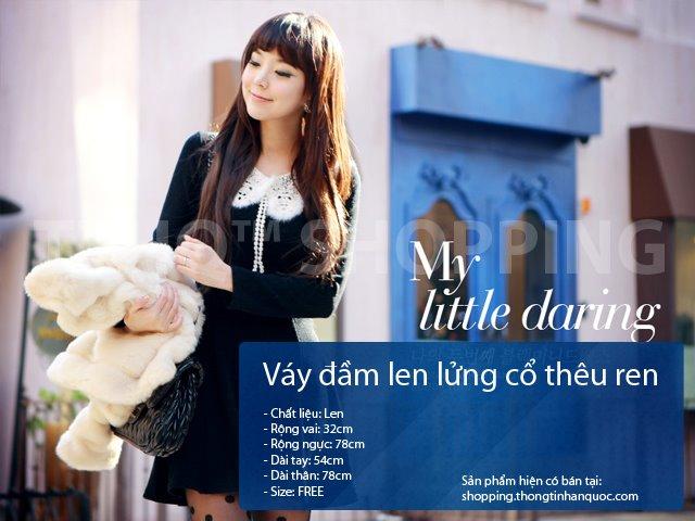 Váy xinh dạo phố - Làm đẹp bằng thời trang Hàn Quốc 480356_10151070874720878_896924116_n