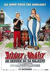 Asterix And Obelix: God Save Britannia - Chúa cứu nước anh