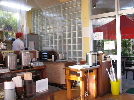 いしぐふー(新都心公園内店)・店内と厨房の様子