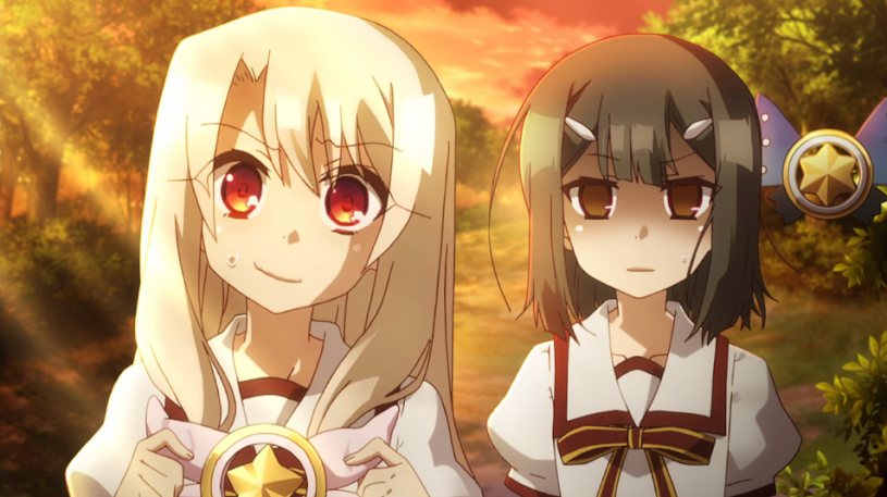 Prisma Illya Second Season First Impressions Screenshot 1