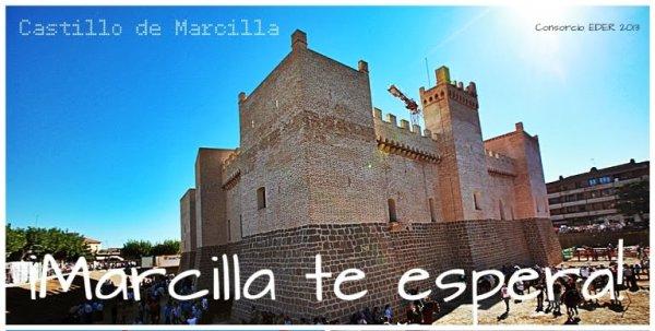 Jornadas medievales en el Castillo de Marcilla
