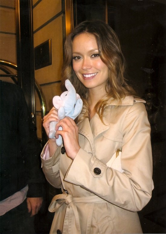 The Elephan Project Summer Glau