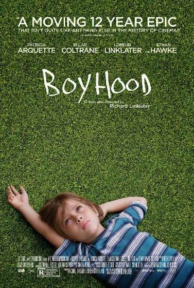 Poster Of English Movie Boyhood (2014) Free Download Full New Hollywood Movie Watch Online At Alldownloads4u.Com