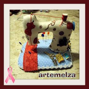 artemelza - alfineteiro máquina de costura