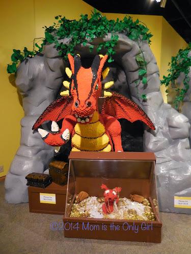 LEGO Dragon https://momistheonlygirl.com