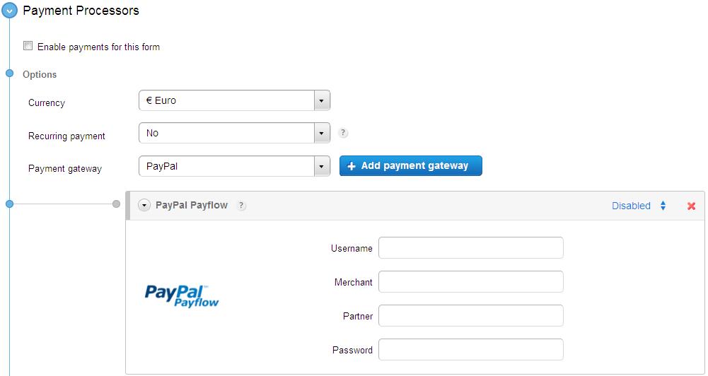 PayPal Payflow Integration