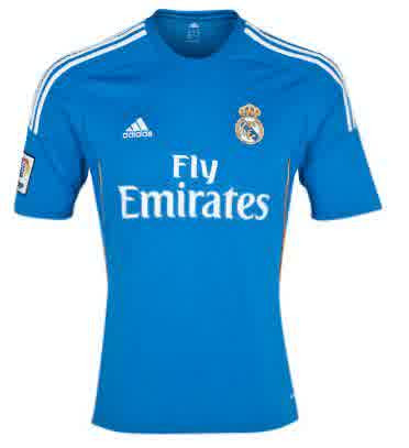 Jual Jersey Real Madrid Away Terbaru 2014