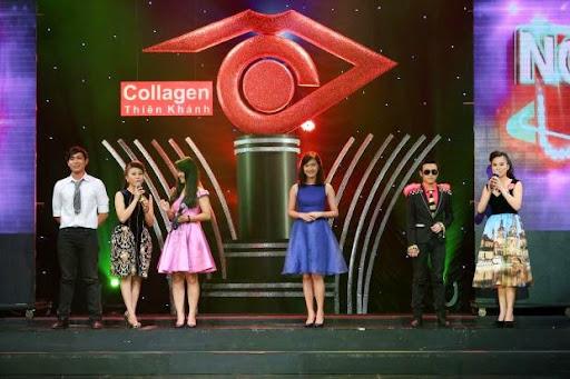 Người dẫn chương trình 2014 - Chung kết 1