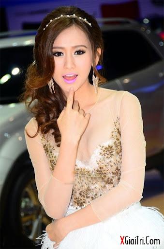 Người mẫu Thailand