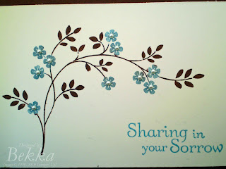 Stampin' Up! Hopeful Thoughts