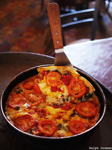 Lou Malnati's - Non-Deep Dish Pizza