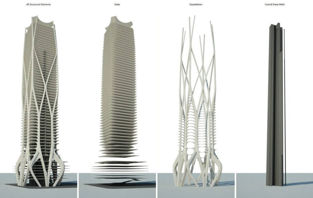 One Thousand Museum Tower by Zaha Hadid